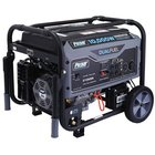 10,000 Watt Portable Dual-Fuel Generator With Electric Start
