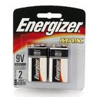 Energizer - 2-Pack Alkaline Batteries