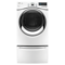 Whirlpool - 7.4 CuFt Electric Dryer