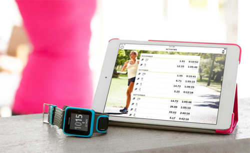 TomTom Fitness Tracking