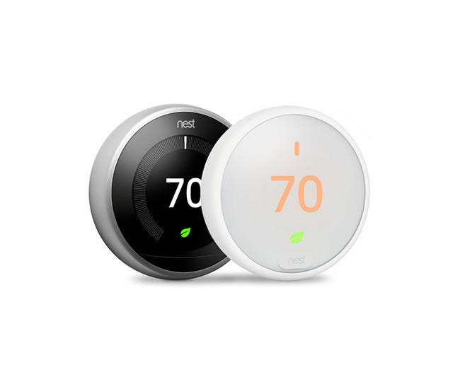 Nest Learning Thermostat, And Thermostat E
