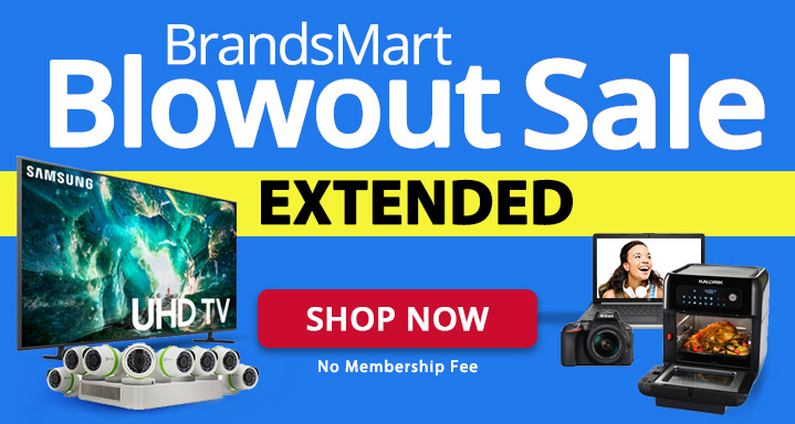 Store Pickup. Ready In 2 Hours. BrandsMart Blowout. 3 Days Only. No Membership Required. Shop Now.