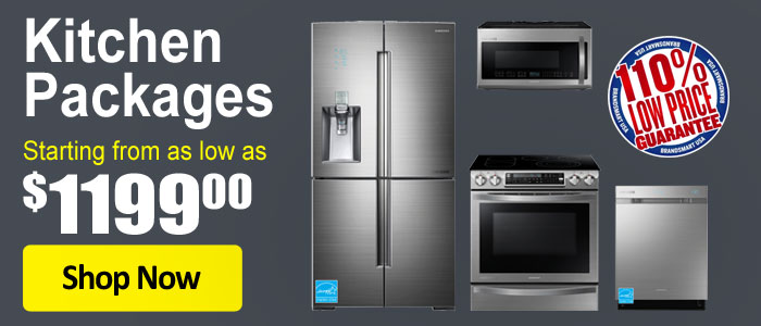 Kitchen Packages starting from $1199.00